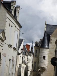 Saumur old town, April 2012