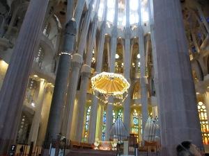 Sagrada Familia, Barcelona, October 2012