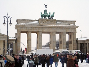 Berlin - our final destination