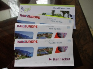 If you're on a budget a second class rail ticket in Europe still gives you a high level of amenity