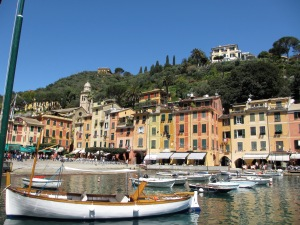 Picture perfect Portofino