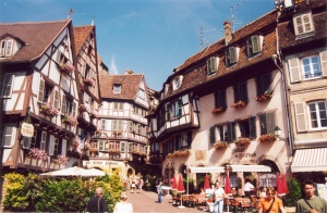 Beautiful Colmar Photo:  wikipedia.org