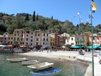 Portofino - not part of the Cinque Terre, but an easy day trip