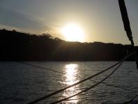 Another perfect sunset on Hamilton Island