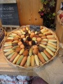 display of chocolates in Colmar, Alsace, frugalfirstclasstravel, travel, travel tips, travel planning