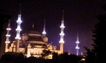 frugalfirstclasstravel guide to the Blue Mosque Istanbul