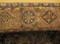 byzantine mosaics ancient Christian cross