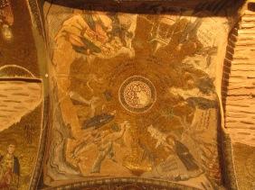ceiling mosaics