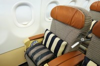 Etihad short haul business class seat A320
