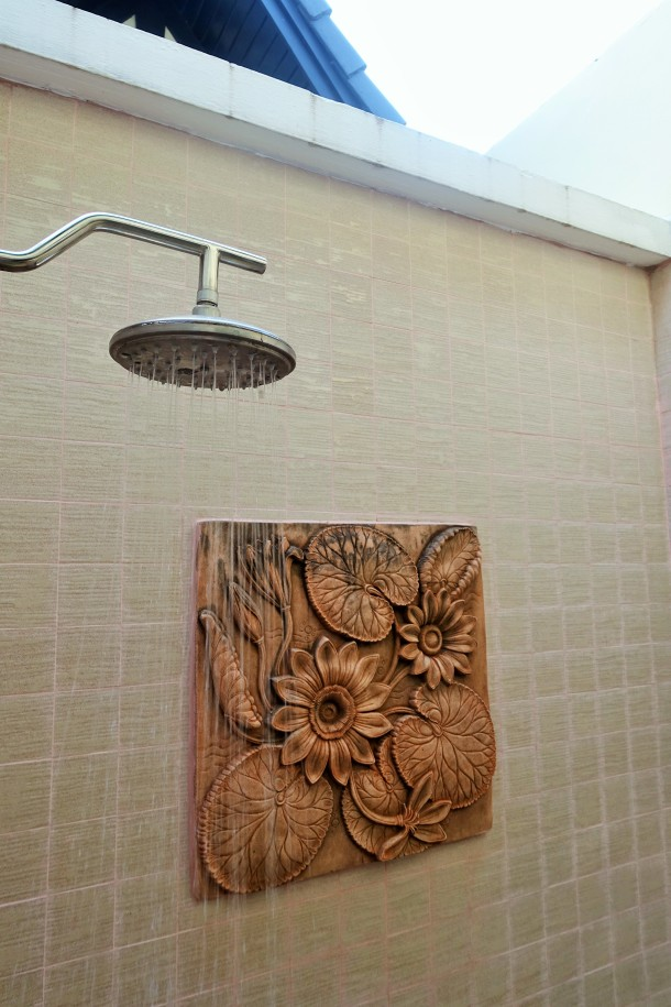 outdoor shower, Angsana Laguna Phuket